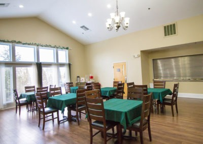 GVC Dining Room