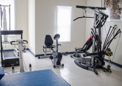 GVC Exercise Room